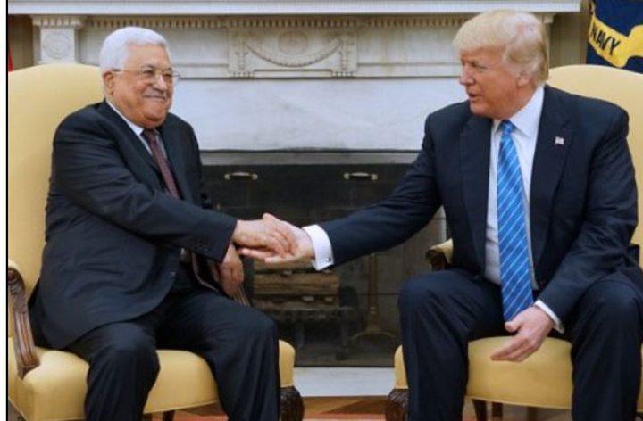 """الرئيس لـ""""ترامب"""": واثقون بإمكانية تحقيق صفقة سلام تاريخية (فيديو)"""