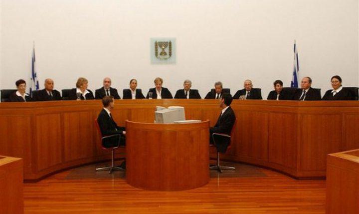 محكمة الاحتلال تسمح للمحامين بزيارة الأسرى المضربين