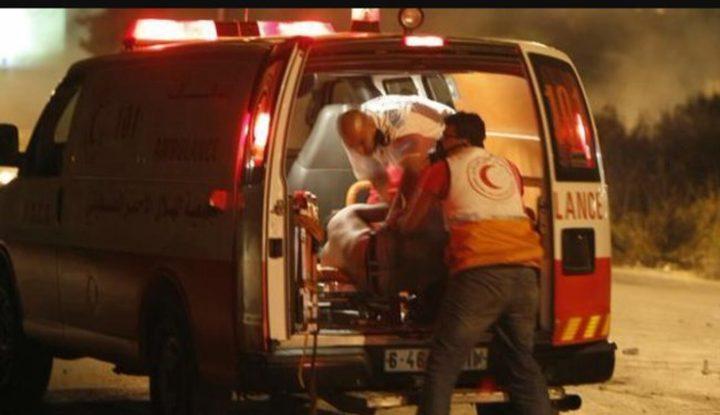 جنين: اصابة شاب برصاص مجهولين