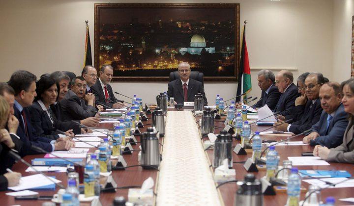 الحكومة تحذر الاحتلال من مغبة الاعتداء على المشافي