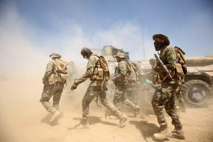 تواصل المعارك على جبهة الموصل العراقية