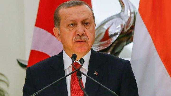 بوتين يبحث مع أردوغان إقامة منطقة آمنة