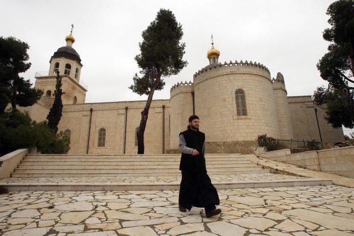 """""""المسكوبية"""".. إرثٌ مسيحي ومعلم تاريخي في الخليل"""