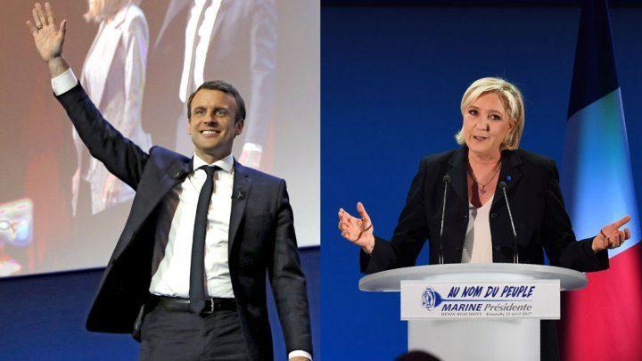 أجواء مشحونة قبل ختام حملة الانتخابات الفرنسية