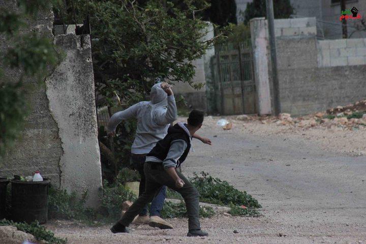 قلقيلية: الاحتلال يقمع مسيرة كفر قدوم السلمية