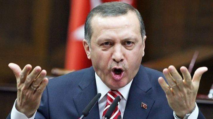 أردوغان: حربنا في الداخل والخارج