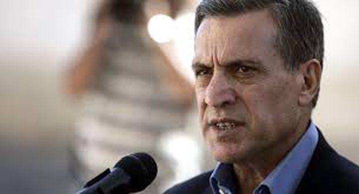 أبو ردينة: إسرائيل رفضت المطالب الفلسطينية الخاصة بتطوير اقتصادنا