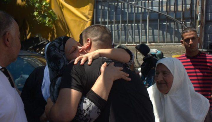 الإفراج عن أسير بعد قضائه 19 عاماً في سجون الاحتلال