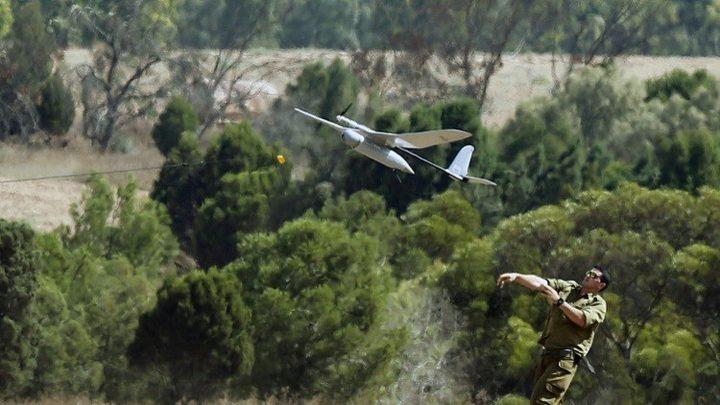 كيف أسقطت طائرة الإستطلاع الإسرائيلية؟