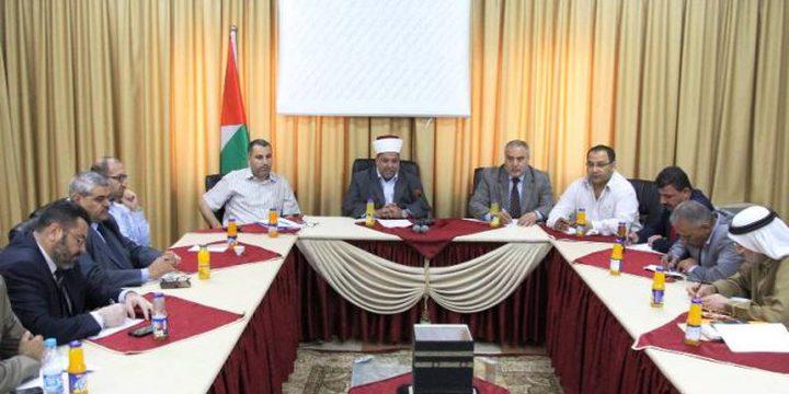 وزارة الاوقاف تنهي الاعداد لبرامجها الدينية خلال شهر رمضان