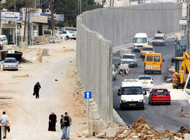 مطالبات بتسجيل أضرار جدار الفصل لدى الأمم المتحدة