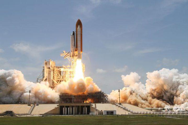 إطلاق صاروخ عسكري روسي من الجيل الجديد