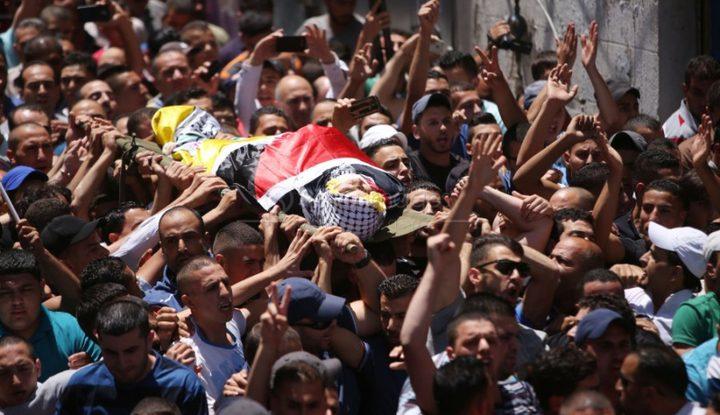 استشهاد مواطن من طولكرم متأثراً بإصابته (صور)