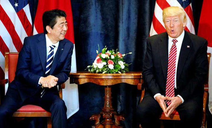 ترامب: كوريا الشمالية مشكلة كبيرة وسيتم حلها