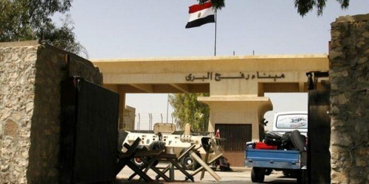 مصادر مصرية: فتح معبر رفح البري في كلا الاتجاهين خلال أيام