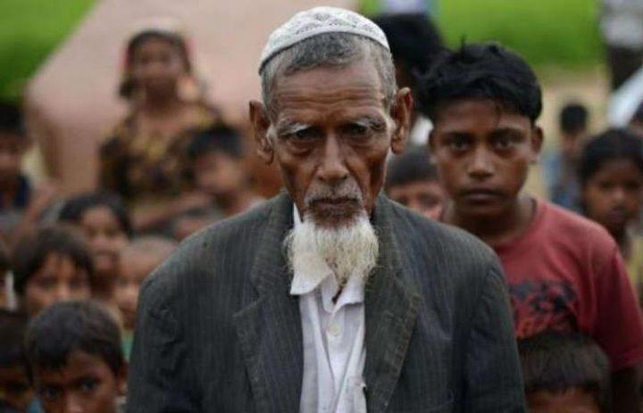ميانمار تقاضي مسلمين صلوا في الشارع خلال رمضان
