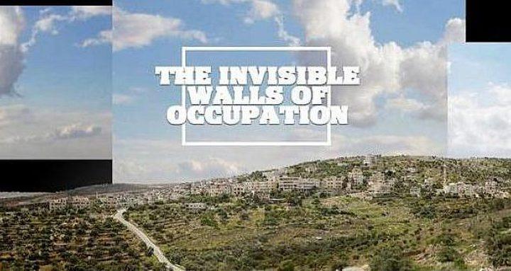 """""""جدران الاحتلال الشفافة""""يفوز بجائزة مهرجان """"تورنتو وِبْفاست"""""""