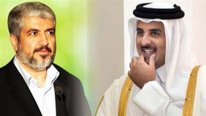 هل طلبت قطر من أعضاء في حماس مغادرة أراضيها؟