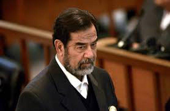 كيف قضى صدام حسين ايامه الأخيرة؟