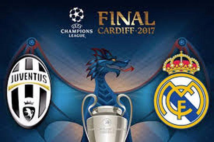 نهائيات ريال مدريد ويوفنتوس في دوري أبطال أوروبا
