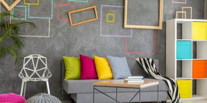 """6 أفكار لـ""""ديكورات"""" صيفيّة في غرفة المعيشة"""