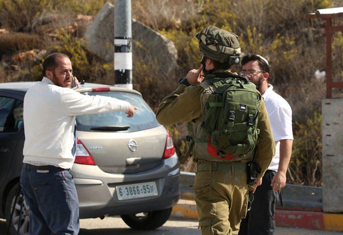 إصابة مواطن جراء اعتداء جنود الاحتلال عليه