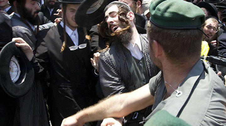 مواجهات بين شرطة الاحتلال ويهود في القدس