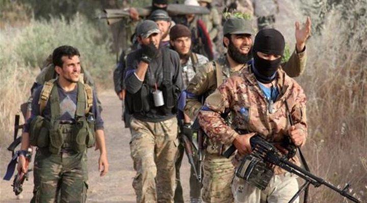 """مصرع خمسة عناصر من """"فيلق الشام"""" جراء انفجار بريف إدلب"""
