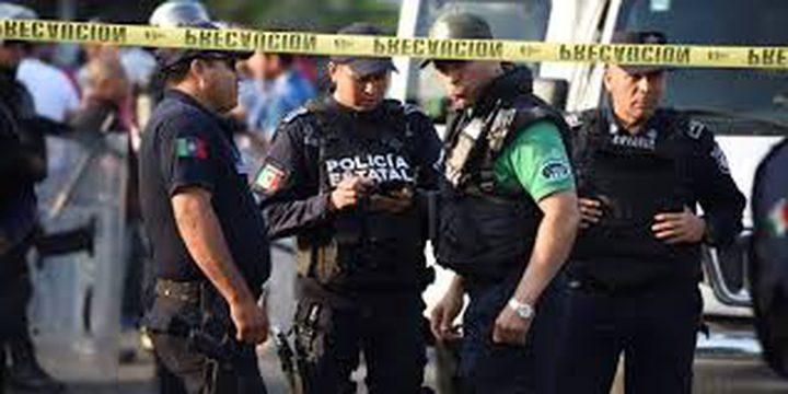30 قتيلا جراء اشتباكات بين عصابات بالمكسيك