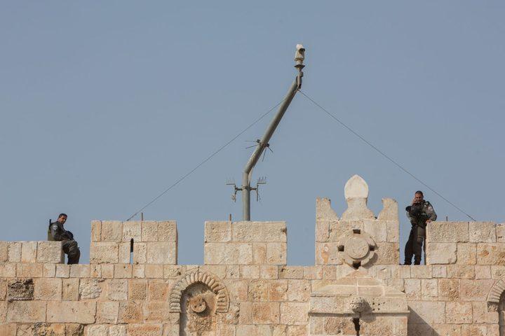 شبكة كاميرات اسرائيلية جديدة ستغطي كامل القدس