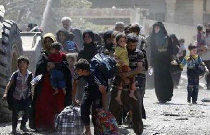 تنظيم الدولة يقتل عشرات المدنيين بالموصل