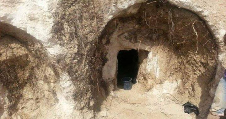 بلدية الاحتلال تخطر مواطنا في بيت جالا بإخلاء مغارته