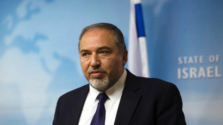 ليبرمان: تحسين الوضع في غزة مقابل زيارة الأسرى الإسرائيليين