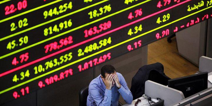 هبوط حاد لبورصة قطر بعد قرار قطع العلاقات