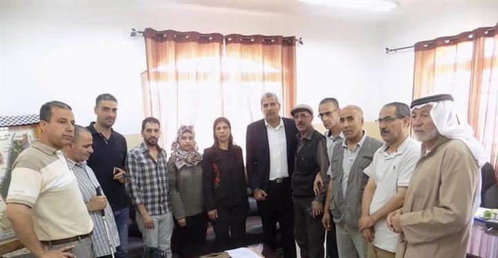 انتخاب سمر صلاح الدين رئيسة لبلدية حزما