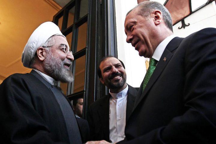 اجتماع إيراني عراقي تركي لبحث الأزمة القطرية