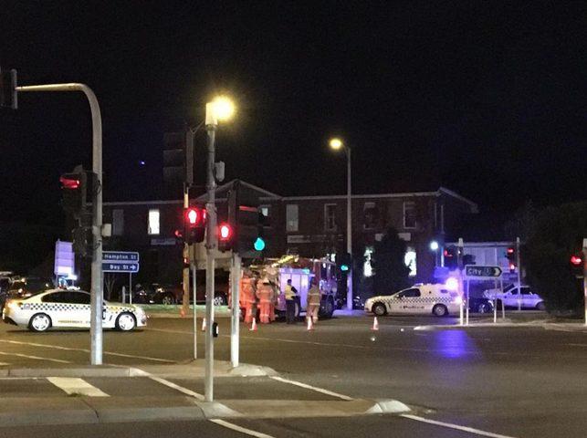 إنفجار وإطلاق نار في ملبورن أستراليا وقتيل واحد إلى الآن