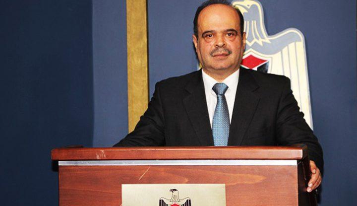المحمود: لقاء رئيس الوزراء مع كحلون ركز على المصالح الوطنية