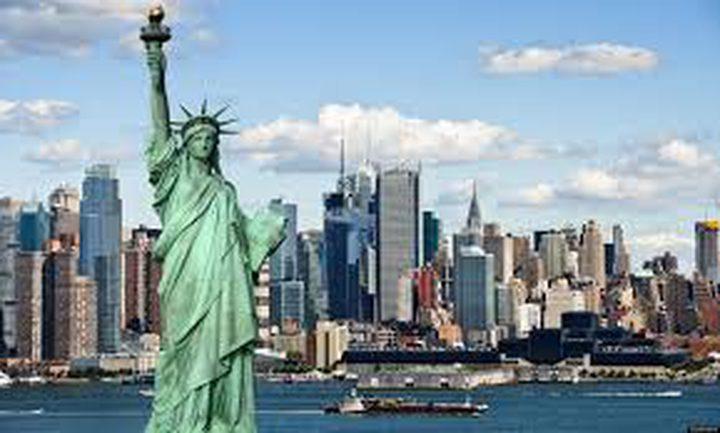 فيديو صادم يحاكي غرق مدينة نيويورك بسب المناخ