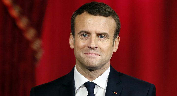 الرئيس الفرنسي يسعى إلى تطوير العلاقات مع قطر
