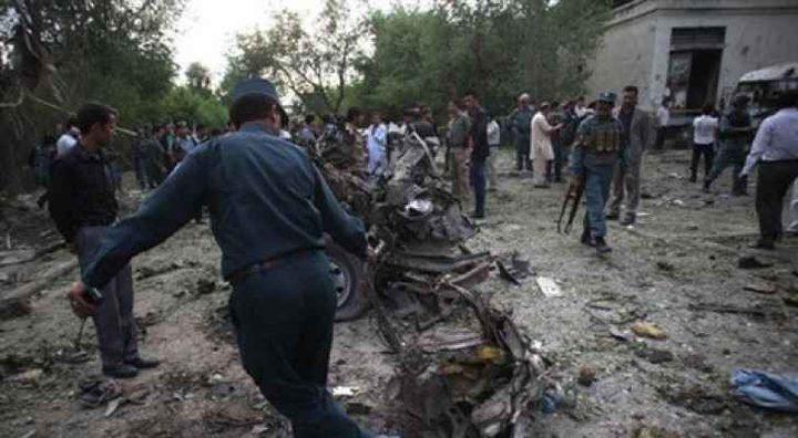 ارتفاع حصيلة هجوم كابول  إلى (150) قتيلًا