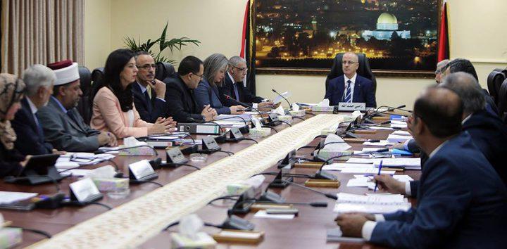رئيس الوزراء يُطلع المجلس على نتائج اجتماعه مع كحلون
