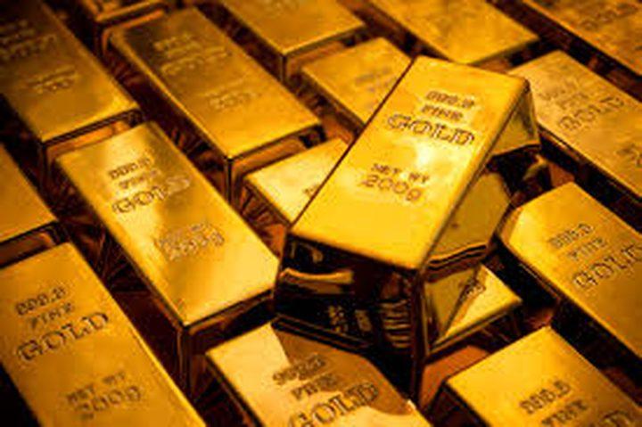 إستقرار أسعار الذهب بعد بيانات امريكية ضعيفة