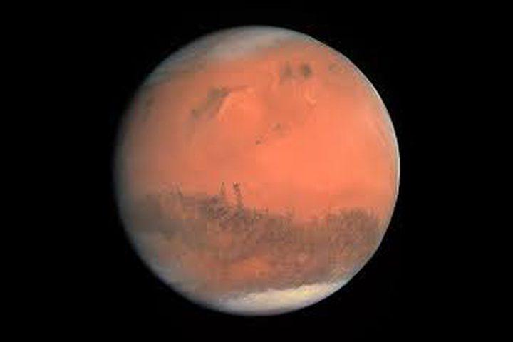 بحيرات المريخ شبيهة ببحيرات الأرض