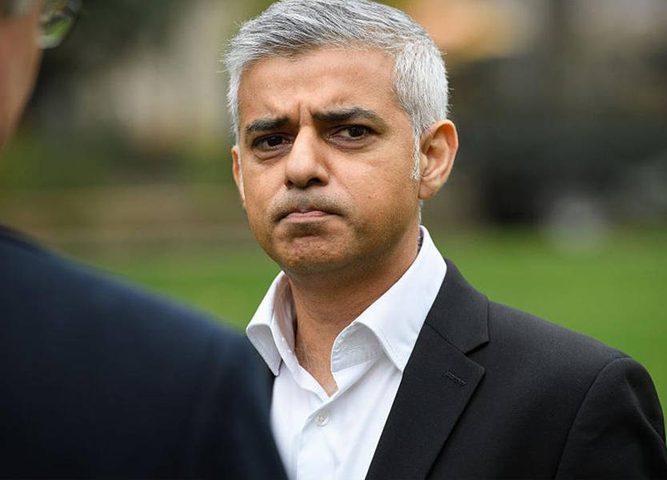 عمدة لندن يرد على ترامب