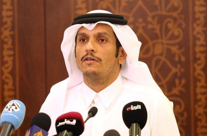 قطر: مستعدون لقبول جهود الوساطة