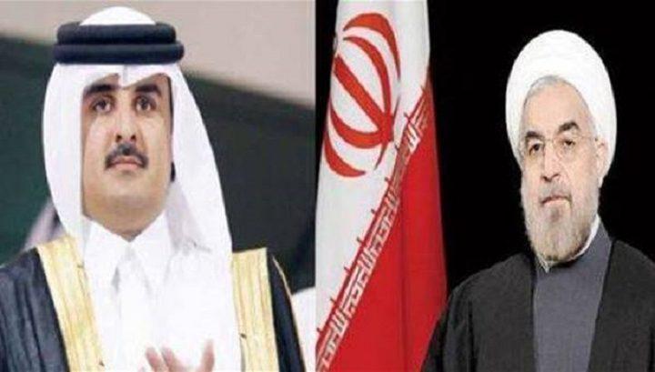 العلاقات القطرية الإيرانية تضع قطر على خط النار
