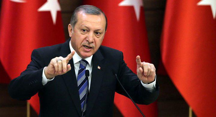 إردوغان يعلن عن نيته تطوير العلاقات مع قطر