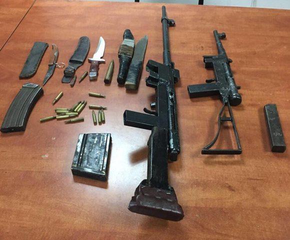 الاحتلال يزعم العثور على اسلحة في الخليل