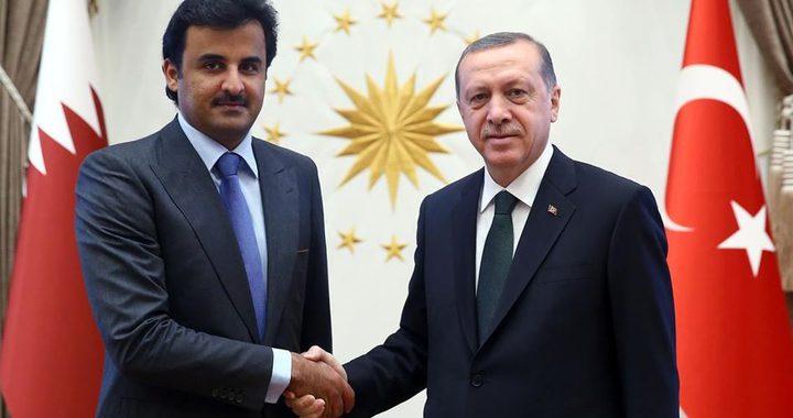 قطر تجري محادثات مع تركيا وإيران لإمدادها بالأغذية والماء